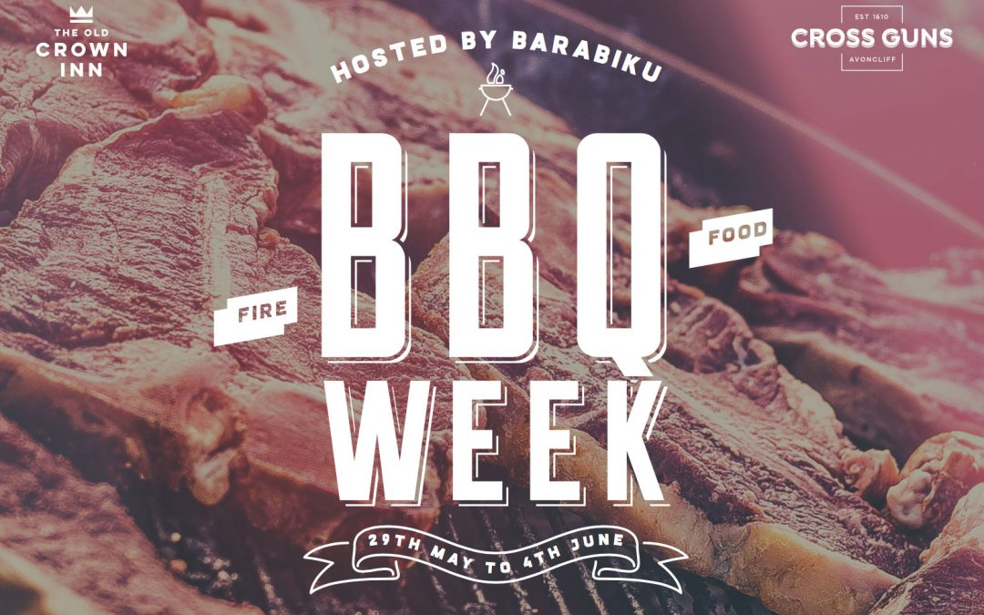 BBQ Week at the Cross Guns