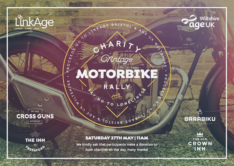 Charity Vintage Motorbike Rally